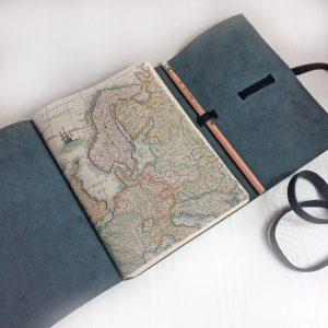 Leather Journals · Portland, Oregon · Since 1988
